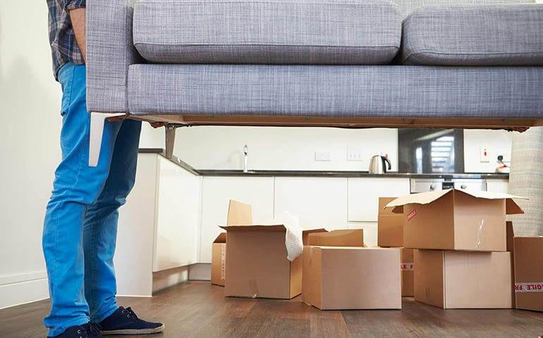Balassagyarmat bútor - költöztetés