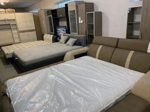 Nagyméretű franciaágyak - Modern ágyak